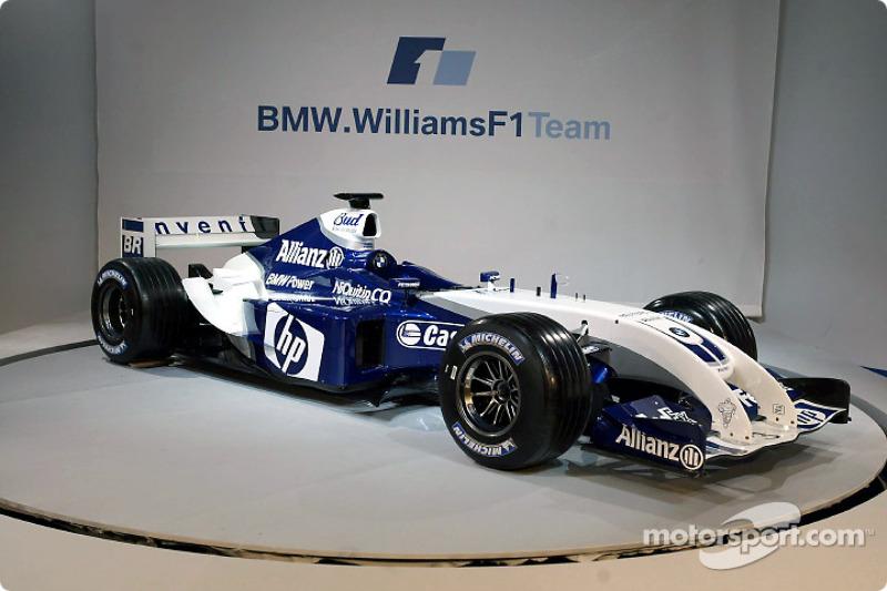 Williams FW26 von 2004