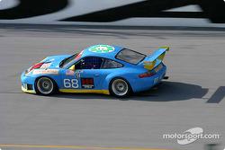 #68 The Racers Group Porsche GT3 RS: RJ Valentine, Bohdan Kroczek, Abraham Zimroth