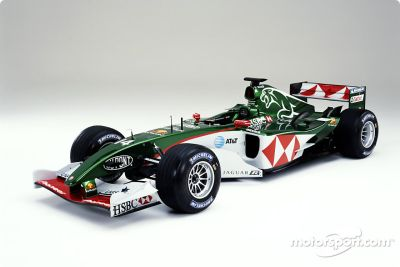 Jaguar R5 launch