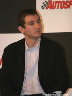 Oliver Gavin interview on Autosport Stage