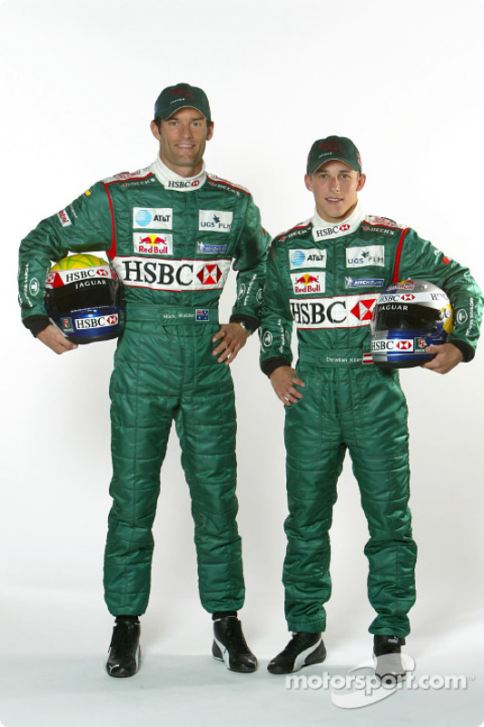 Mark Webber ve Christian Klien
