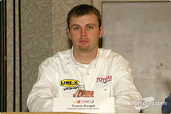 Travis Kvapil, 2003 CTS champion