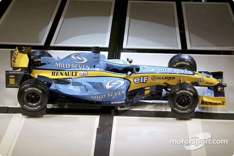 Rückblick: Renault 2004