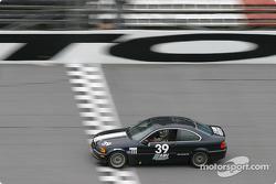 #39 Matt Connolly Motorsports BMW 330ci: Zach Arnold, Matt Connolly