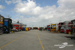 Nextel Cup teams get ready for the Speedweeks