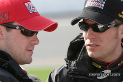 Casey Mears and Jamie McMurray