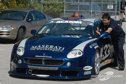 Scuderia Ferrari of Washington Maserati Trofeo