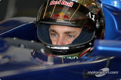 Silverstone maart test
