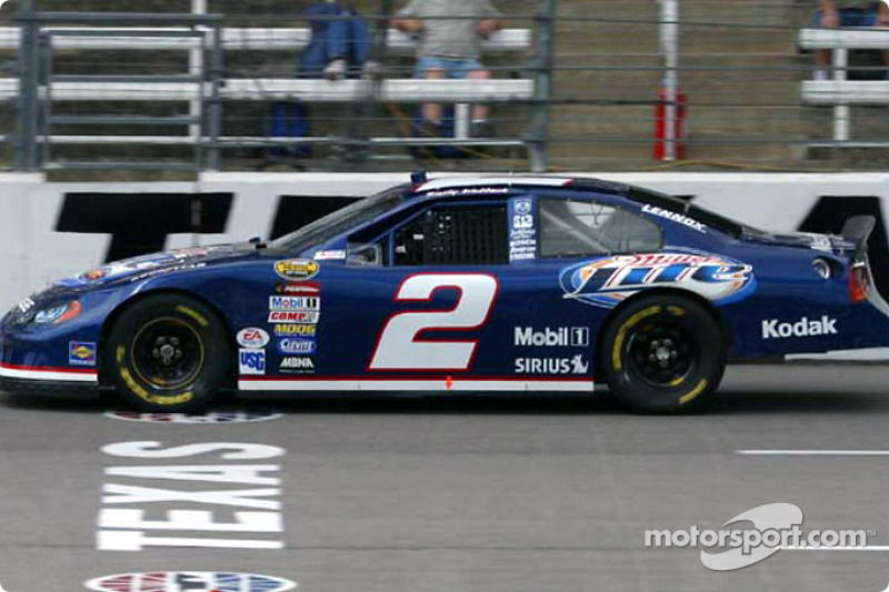 Rusty Wallace At Texas