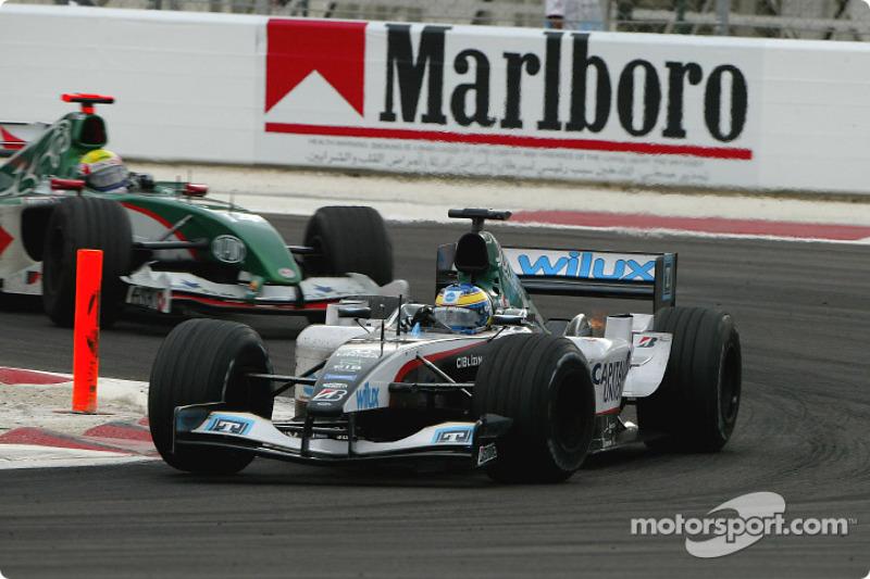 Zsolt Baumgartner, Minardi PS04B