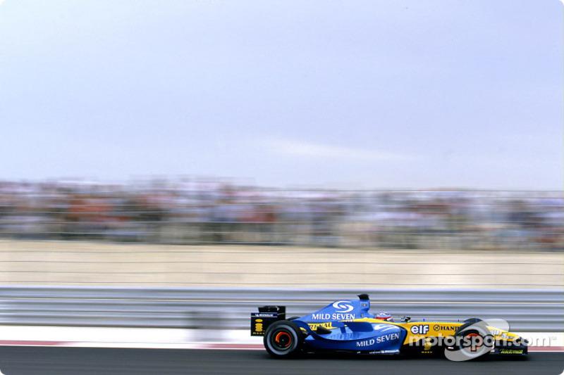 Fernando Alonso, Renault R24