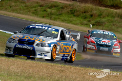Mark Winterbottom followed by The Enforcer, Russell Ingall