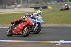 #4 Fresnel Sport Ducati 999S: Christophe Charles-Artigues, Philippe Hourdequin, Emmanuel Ripault
