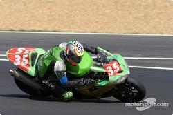 #35 Moto Shop 35 Kawasaki ZX 10R: Jean-Louis Devoyon, Jimmy Guérin, Olivier Ulmann