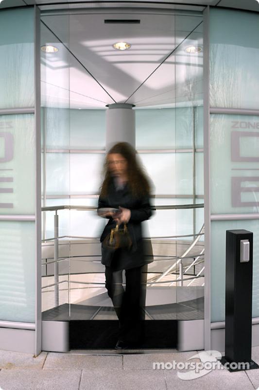 Entrance rotunda