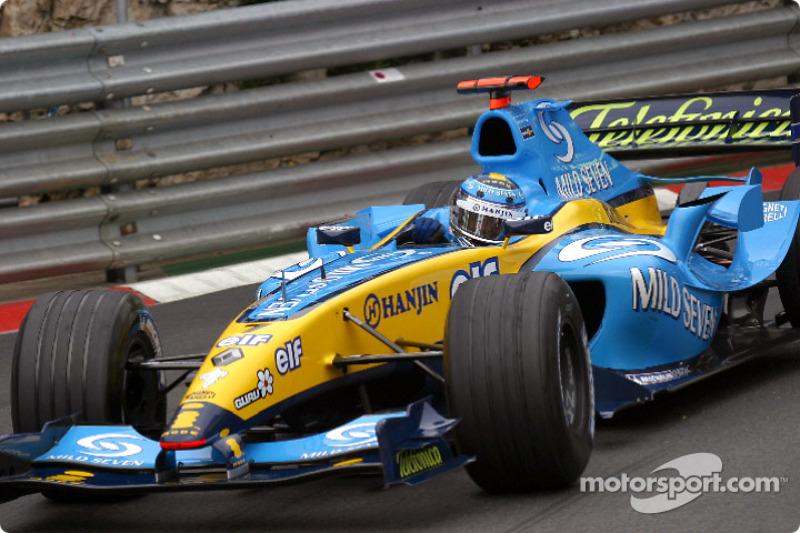 2004: Ярно Трулли, Renault R24