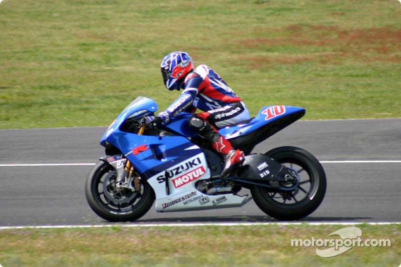 2004 - Kenny Roberts Jr.