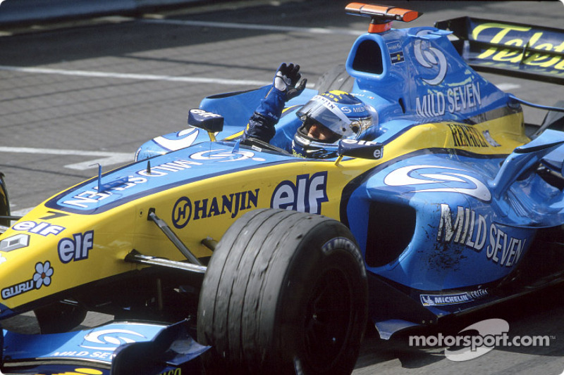 Jarno Trulli (2004) y Jean-Pierre Beltoise (1972) también ganaron sus únicas carreras en la F1 en Mónaco