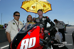 Kurtis Roberts on the grid