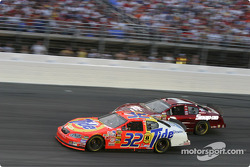Ricky Craven and John Andretti
