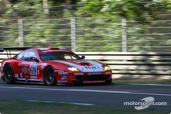 #69 Larbre Competition Ferrari 550 Maranello: Christian Bouchut, Patrick Goueslard, Olivier Dupard