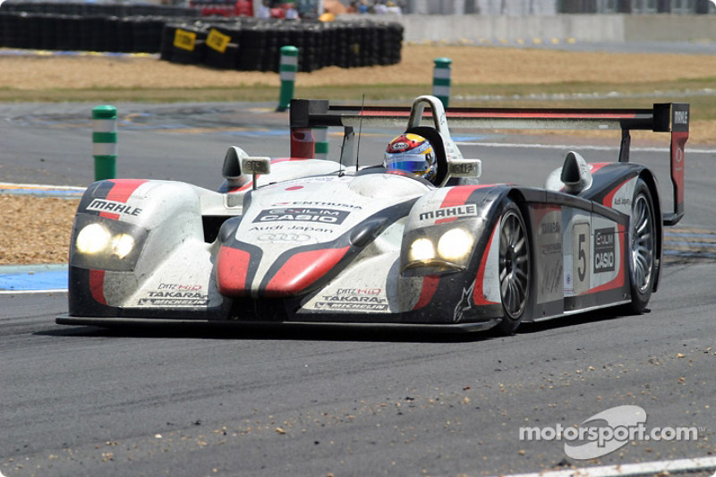2004: Sieg bei den 24h Le Mans