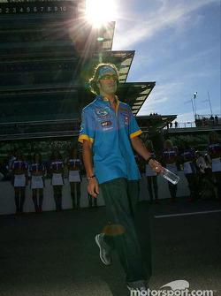 Presentación de pilotos: Fernando Alonso