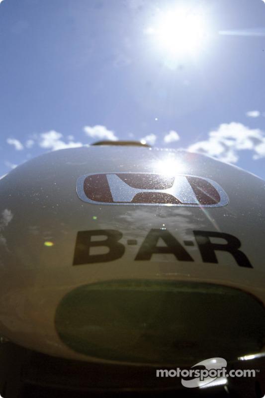 BAR-Honda nose
