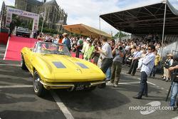 Vintage Corvettes