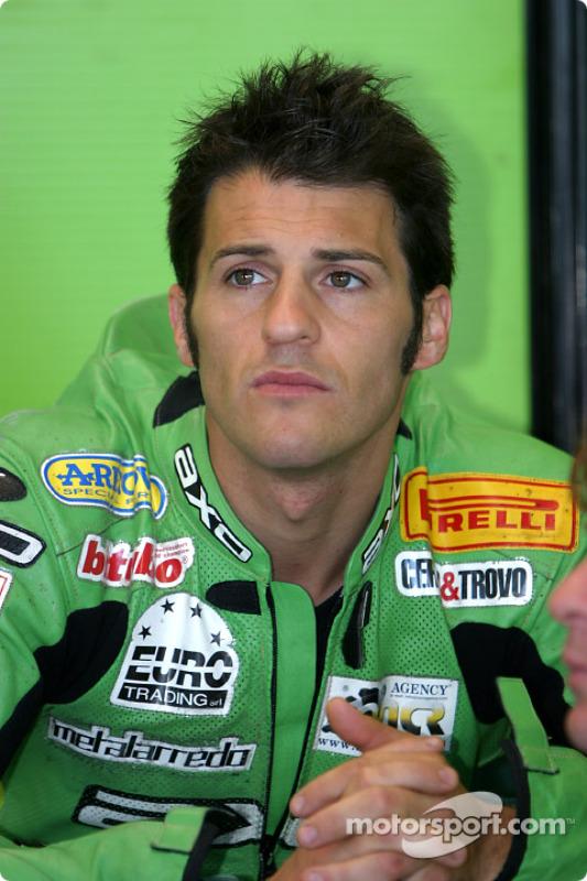 Gustav Brunner, Team Toyota