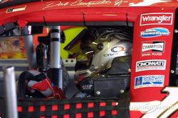 Martin Truex Jr. in Dale Earnhardt car