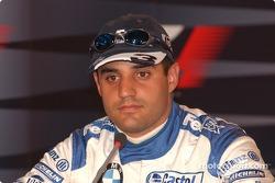 FIA press conference: Juan Pablo Montoya