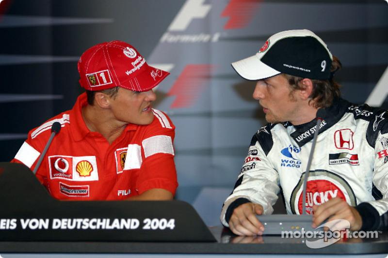 #61 GP d'Allemagne 2004 (Ferrari F2004)