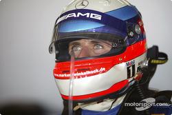 Markus Winkelhock, Persson Motorsport, AMG-Mercedes CLK-DTM 2003