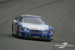 Randy MacDonald in the MacDonald Motorsports Chevrolet