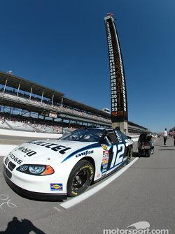 Ryan Newman's Dodge