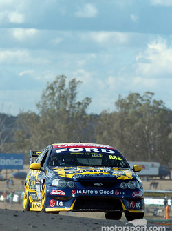 Max Wilson during qualifying