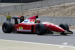 1993 Ferrari F 93A, Paul Osborn