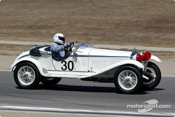 n°30 1930 Alfa-Romeo 6C-1750, Scott McClenahan
