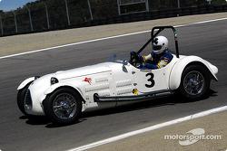 N°3 1949 Jaguar-Parkinson Special, John Buddenbaum