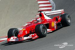 2003 Ferrari 2003-GA F1, Andrea Bertolini