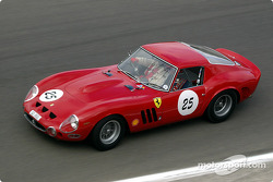#25 1963 Ferrari 330 GTO, Carlo Vogele