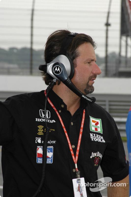 Michael Andretti est prêt pour un week-end plein de succès
