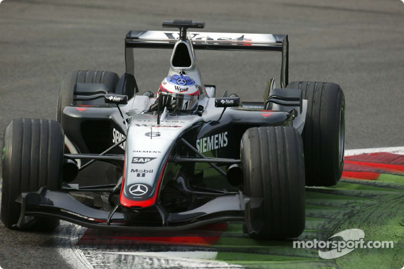 McLaren MP4-19B (2004)