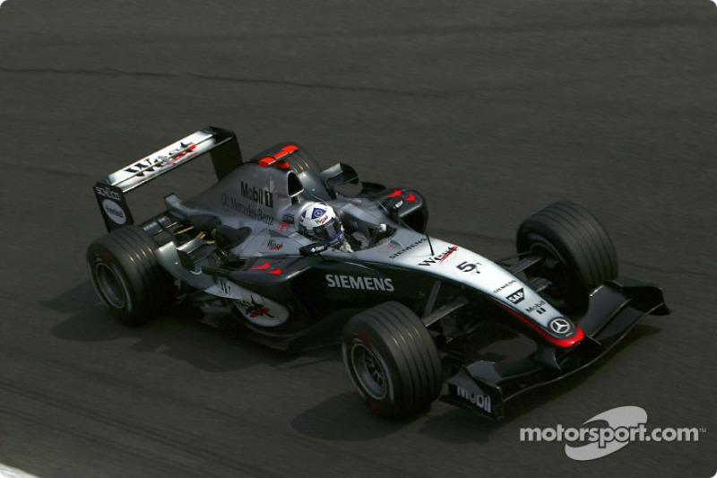 McLaren Mercedes MP4-19B (2004)