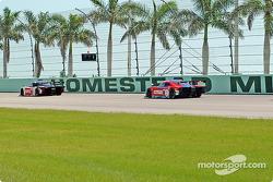 #4 Howard - Boss Motorsports Pontiac Crawford: Butch Leitzinger, Elliott Forbes-Robinson, #2 Howard - Boss Motorsports Pontiac Crawford: Milka Duno, Andy Wallace
