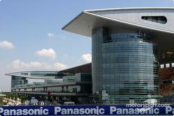 spectacular Shanghai International Circuit architecture