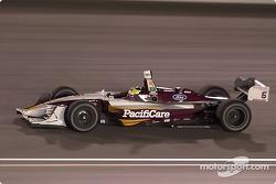 Bruno Junqueira fastest under the lights