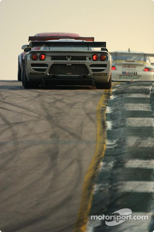 La Saleen S7-R n°63 ACEMCO Motorsports : Terry Borcheller, Johnny Mowlem, Joao Barbosa