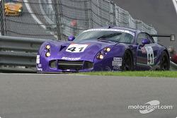 #41 RSR Racing TVR Tuscan 400R: Warren Hughes, Lawrence Tomlinson